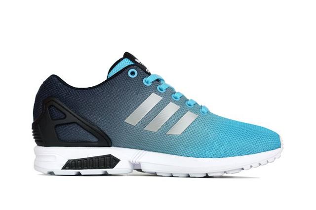 Adidas Zx Flux Aqua Fade