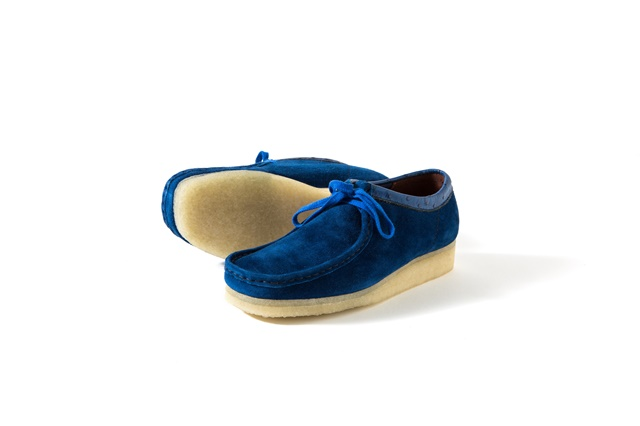 Wallabee Blue 1
