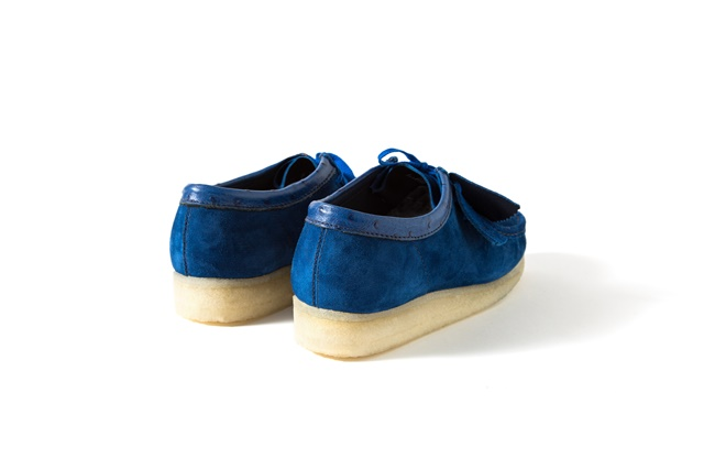 Wallabee Blue 2