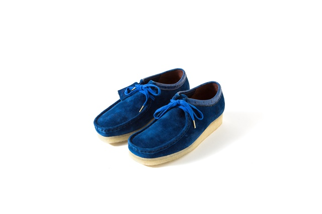 Wallabee Blue 5