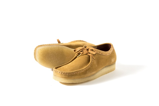 Wallabee Bronze 1
