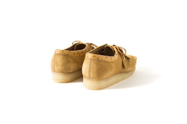 Wallabee Bronze 2