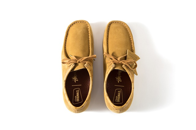 Wallabee Bronze 4