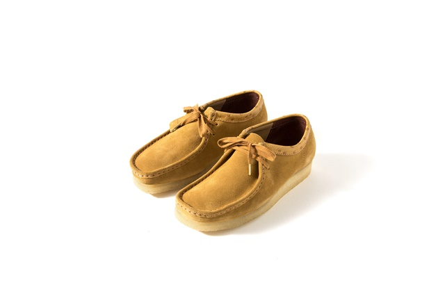 Wallabee Bronze 5